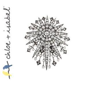 Chloe + Isabel Jewelry - 🆕 Starburst Statement Brooch P011SCL